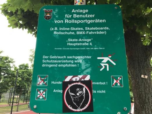 Elektro Skateboard - wo darf man fahren