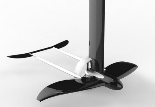 Fliteboard initial design