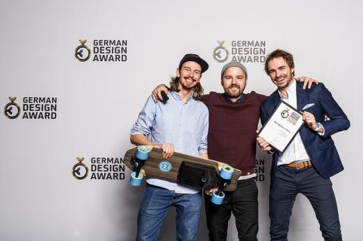 Johannes Schewe and team