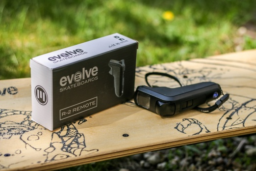 Evolve R2 remote review