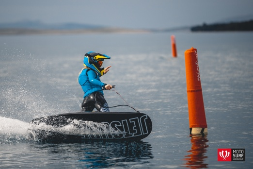 E.ON Jetsurf electric challenge