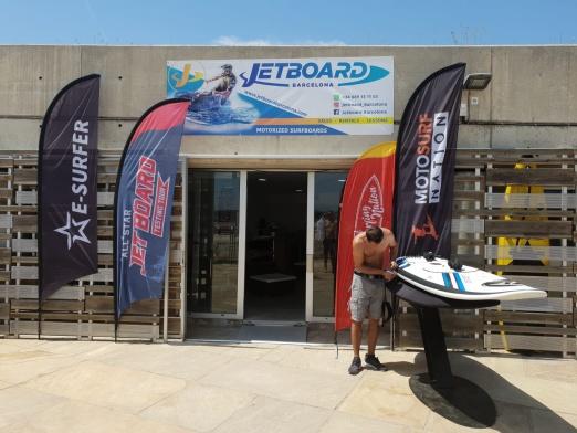 Jetboard Shop Barcelona