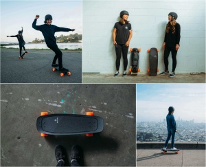 Photo: Boosted