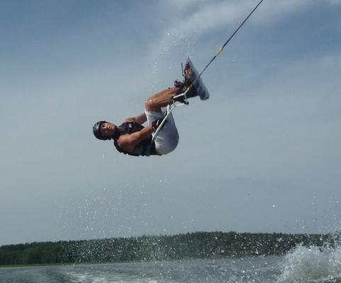 Philip Werner Wakeboarding