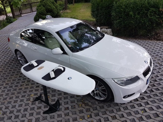 Miras first BMW hydrofoil prototype