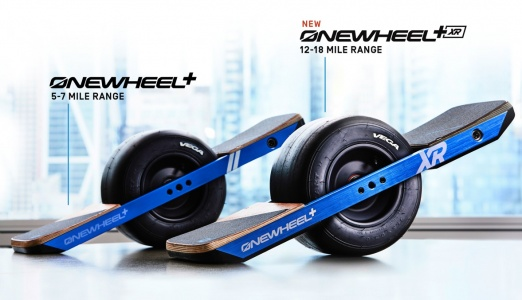 Onewheel XR versus Onewheel Plus