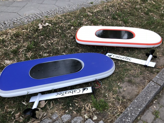 Cabratec Easygoat Review Cheap Electric Hydrofoil
