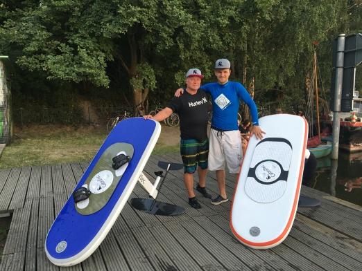 CabraTec meets E-Surfer