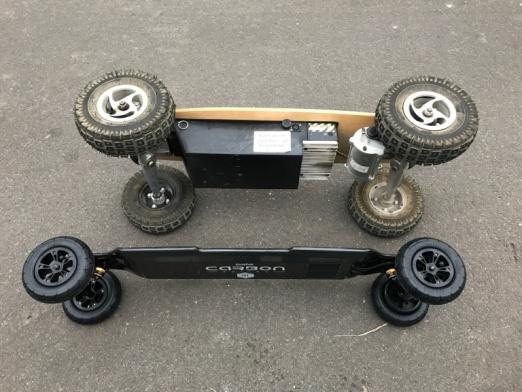 Electric Skateboard comparison