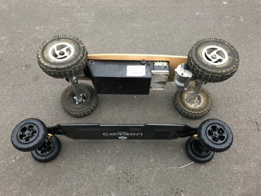 Elektro Skateboard Übersicht