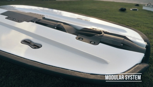 Jetwake modular engine system