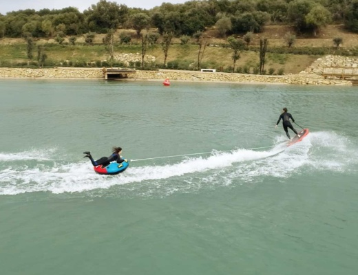 Curf surfboard tows water toys