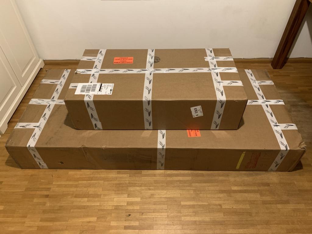 Liftfoils eFoil shipment