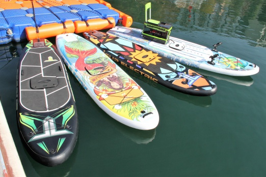 iSUP electric SUP from Torque