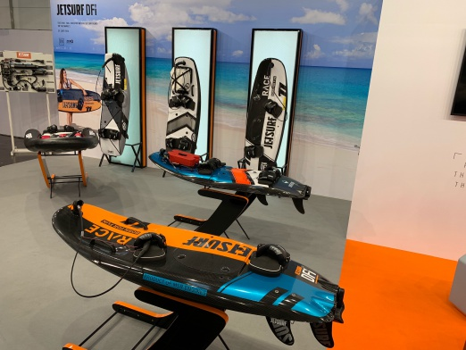 Electric surfboard guide for BOOT 2019