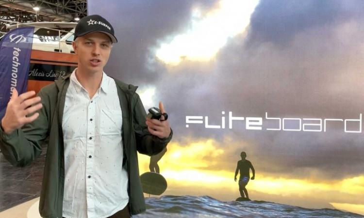 Fliteboard Elektro Hydrofoil