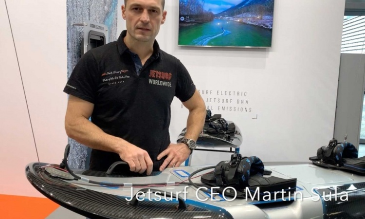 Jetsurf Elektro S