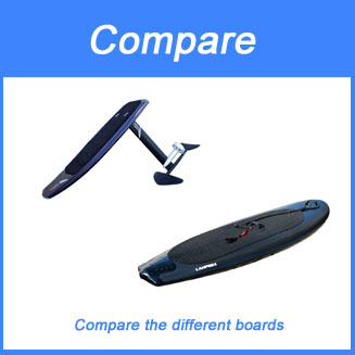 Electric Surfboard Comparison