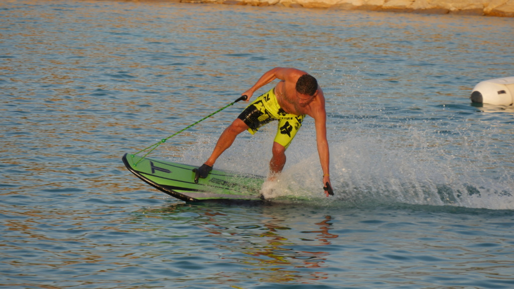 Electric Surfboard from Torque