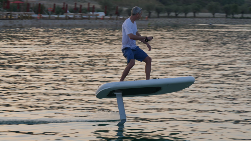 Fliteboard electric hydrofoil