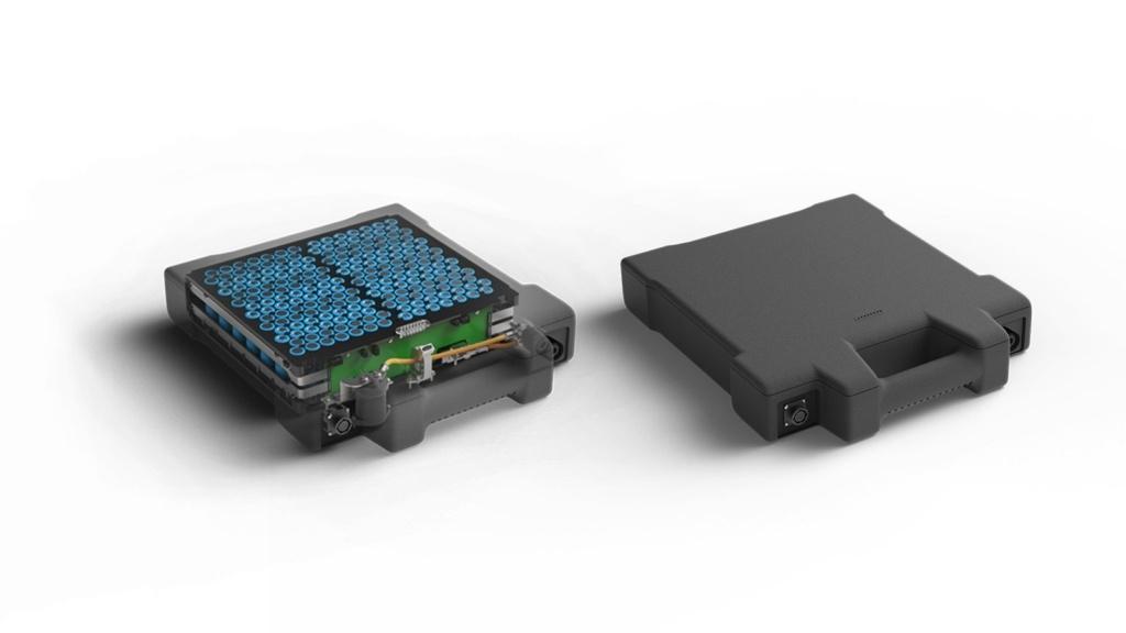 Lithium Ionen Batterie Lagerung und Transport
