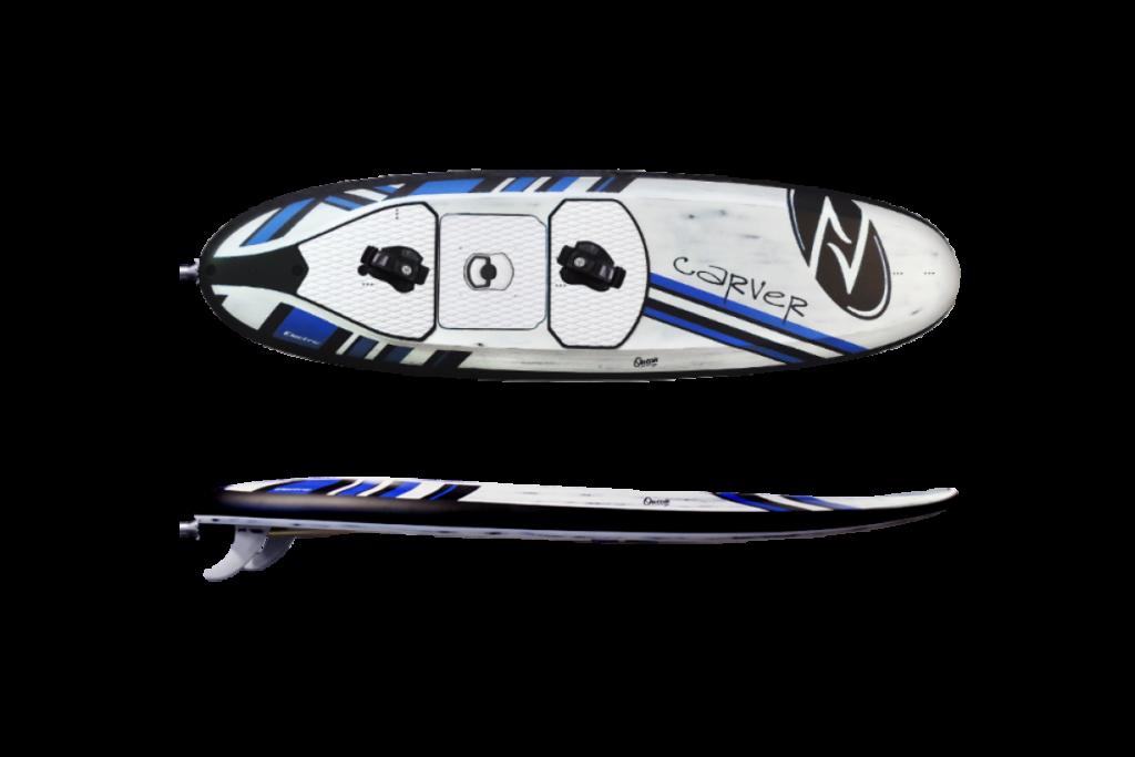 Onean Carver e-surfbrett