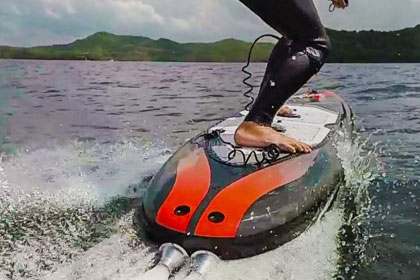 Carver X Rider