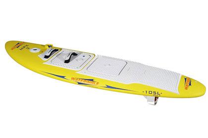 Waterwolf MPX-3 surfboard