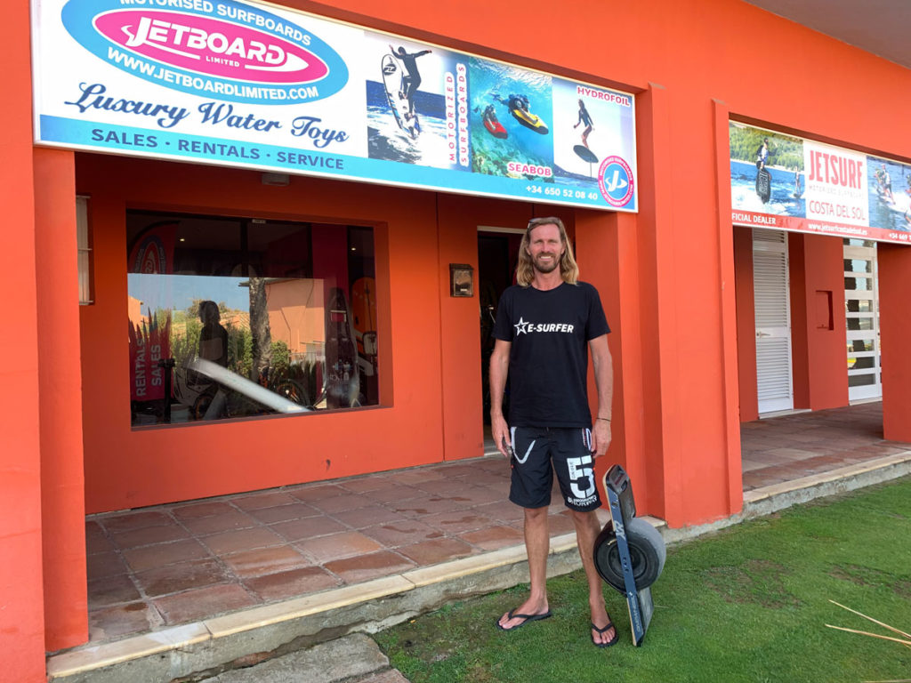 Jetboard Limited Shop Sotogrande