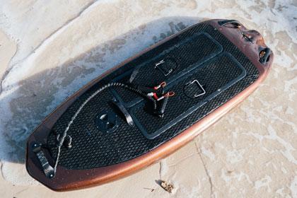 Loawai surfboard