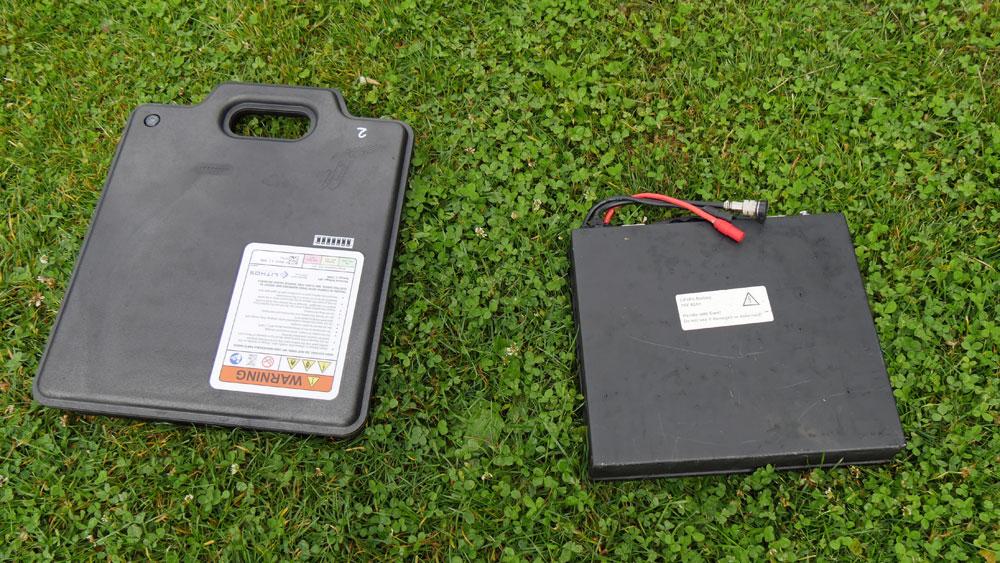 Waviator und Lift Batterien