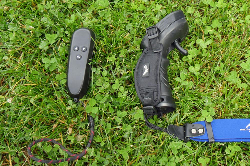 E-Foil remote controls