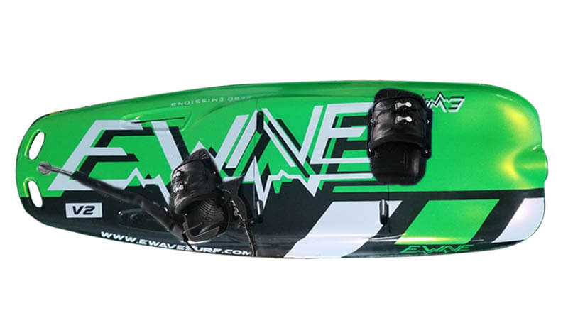 EWAVE electric surfboard