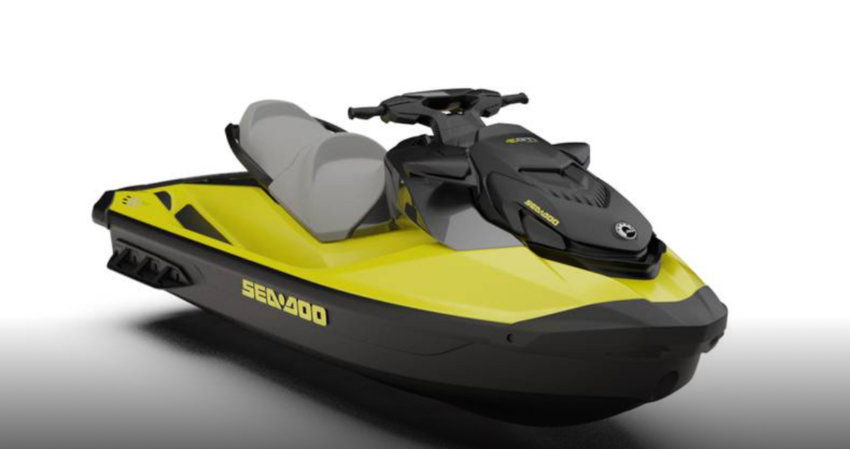 SeaDoo Elektro jetski