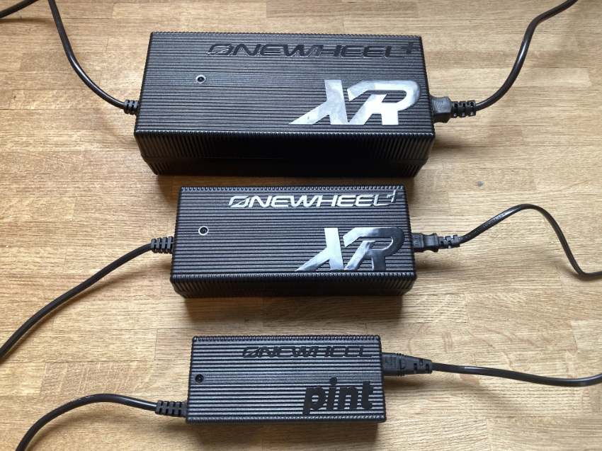 Onewheel charger