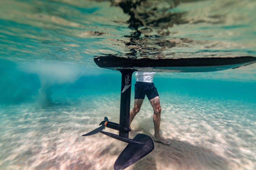 Become an electric hydrofoil partner