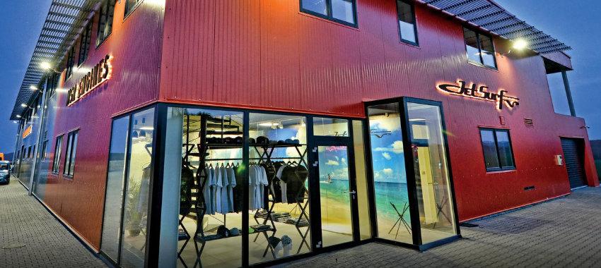 Jetsurf Factory in Brno