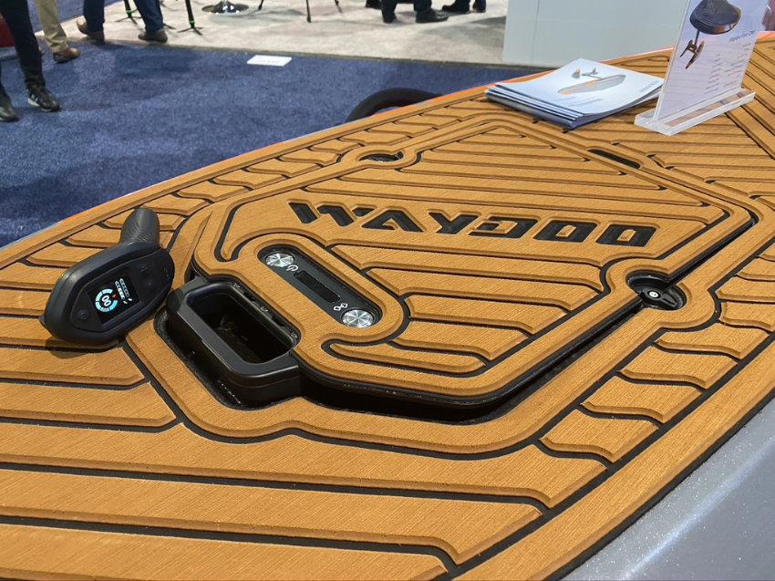 Waydoo Flyer One Batterie