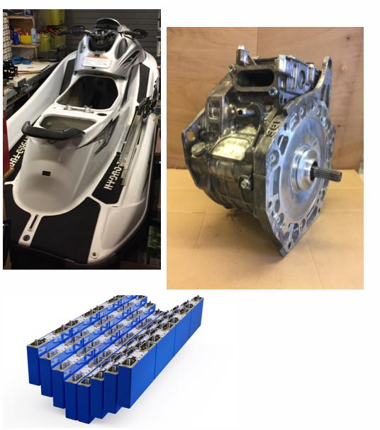 Bilder der Prototypen Komponenten