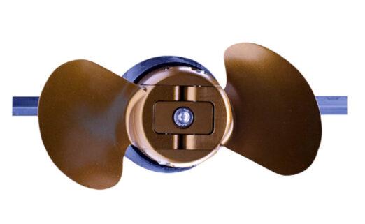 Faltbarer Propeller Lift Foils