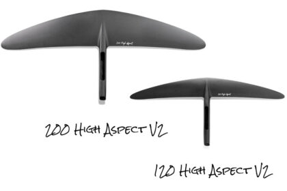 High Aspect Flügel V2