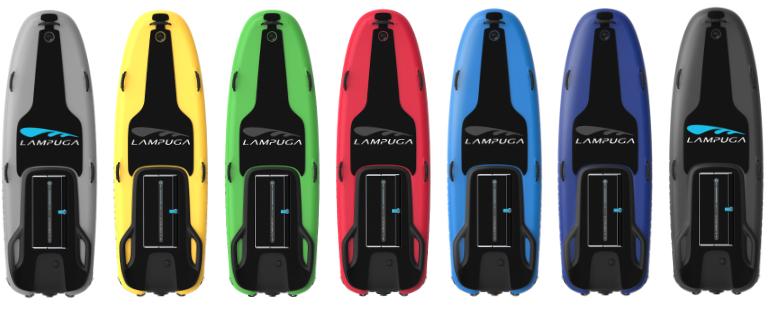 Lampuga Air Surfboard