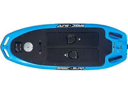 Magic-Surf Elektro Jetboard blue