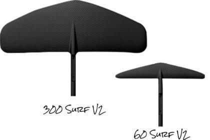 Surf V2 Flügel