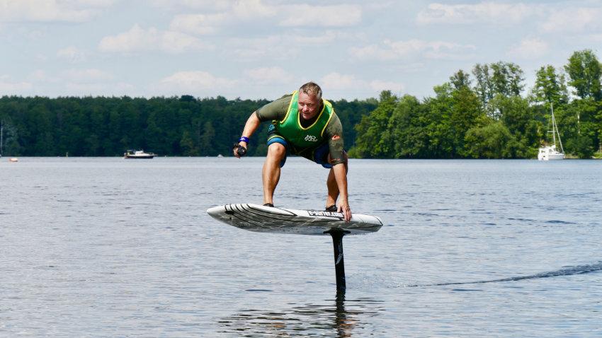 Elektro Surfbrett Zulassung -Rechtliche Situation rund um Hydrodoils & Jetboards