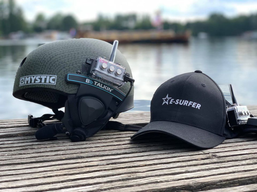 Unsere Trainer benutzen bbTalkin Headsets, um mit Dir zu kommunizieren