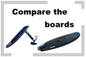 eSurfboard Comparison