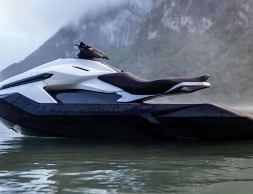 Taiga Orca - Elektrisches Wassermotorrad