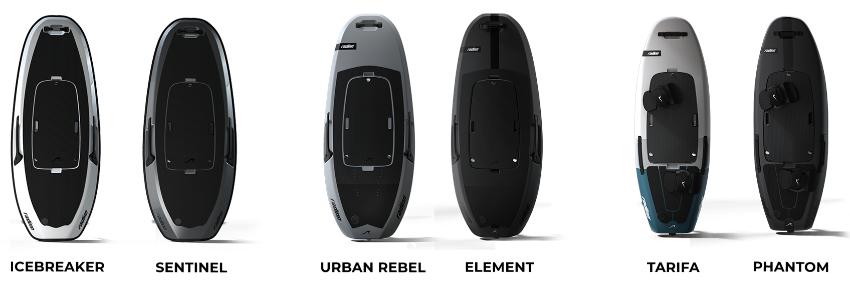 Radinn 2020 jetbord models