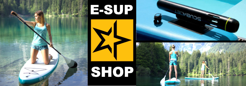 E-SUP Shop - SUP with motor for sale
